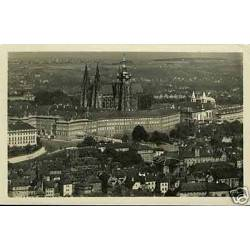Tchecoslovaquie - Prague - Hradschin