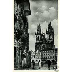 Tchecoslovaquie - Prague - Place de la vieille ville