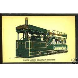 North London Tramways Company  CPSM