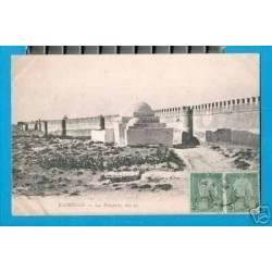 TUNISIE - KAIROUAN - REMPARTS COTE EST