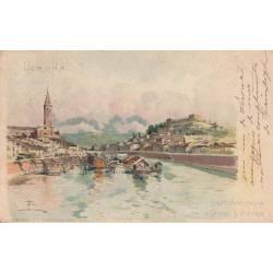 Carte postale Italie -...