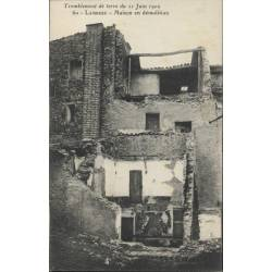 13 - Lambesc - Maison en demolition
