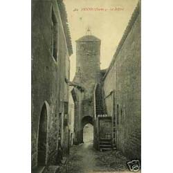 81 - Penne - Le Beffroi