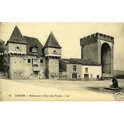 46 - Cahors - Barbacane et tour des pendus