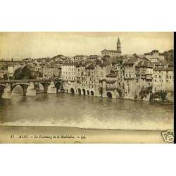 81 - Albi - Le faubourg de la Madeleine