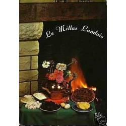Carte Recette - Le millas Landais
