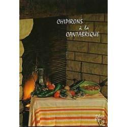 Carte Recette - Les chipirons a la Cantabrique