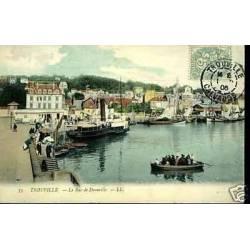 14 - Trouville - Le Bac de Deauville