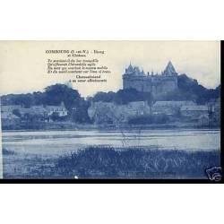 35 - Combourg - Etang et chateau