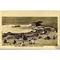 35 - Parame - Un coin de la plage