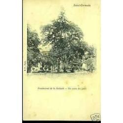 41 - St Germain - Pensionnat de la nativite  - Le parc
