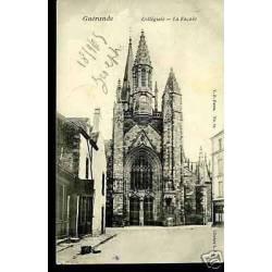 44 - Guerande - Collegiale - La façade