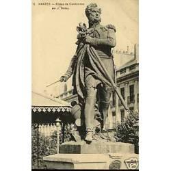 44 - Nantes - Statue de Cambronne par J. Debay