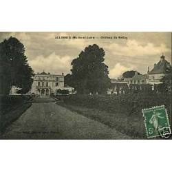 49 - Allonnes - Chateau du Bellay