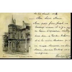 49 - Angers - Tourelle du palais de l'Eveche