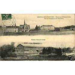 49 - Begrolles - Abbaye de Bellefontaine