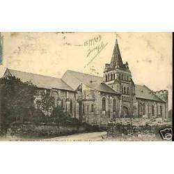 49 - Environs de Saumur - Eglise de Cuneault