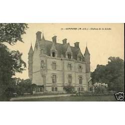 49 - Gonnord - Le chateau de la Colette