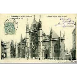 59 - Dunkerque - Eglise St-Eloi - Nouvelle façade