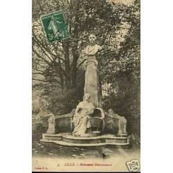 59 - Lille - Monument Desrousseaux