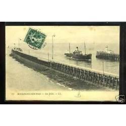 62 - Boulogne sur mer - Les jetees