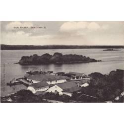 Ceylan - Gun Wharf - Trincomalie