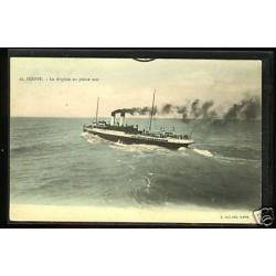 76 - Dieppe - Le Brighton en pleine mer