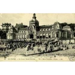 76 - Le Havre - Le casino Marie-Christine