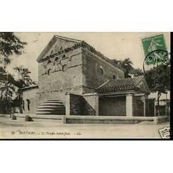 86 - Poitiers - Le temple Saint-Jean