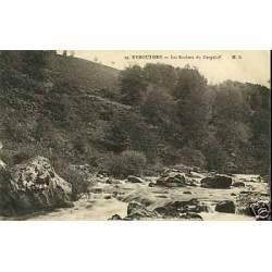 87 - Eymoutiers - Les rochers du Gargaloff
