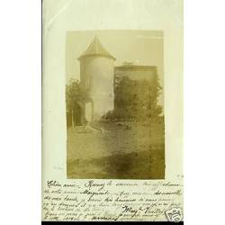 Carte-photo - Chateau - Non-situee