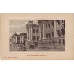 Inde - Calcutta - Bank of Bengal
