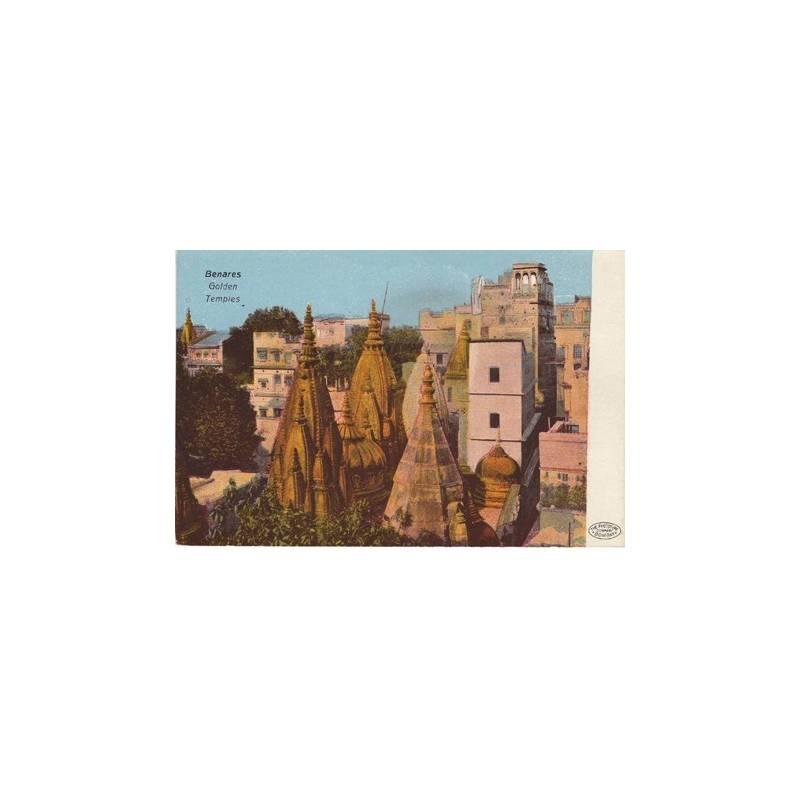 Inde - Benares - Golden Temples