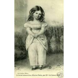 Julia de Lamartine - Fille du poete