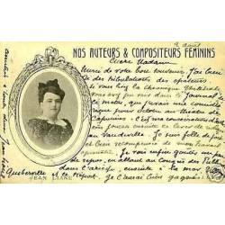 Nos auteurs et compositeurs feminins - Jean Liane