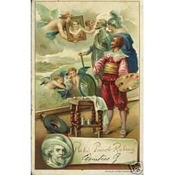 Peinture - Le peintre Rubens