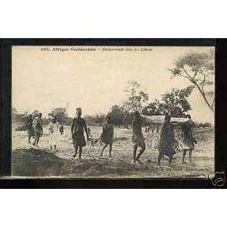 Senegal - Enterrement chez les Lebous