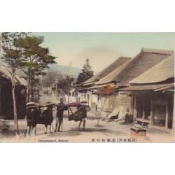 Japon - Hakonemachi - Hakone - Animée
