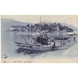 Italie - Isola Bella - Lago Maggiore