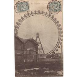 75 - Paris - La grande roue en 1905