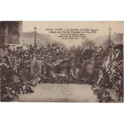 75 - Paris - Le tombeau du soldat inconnu