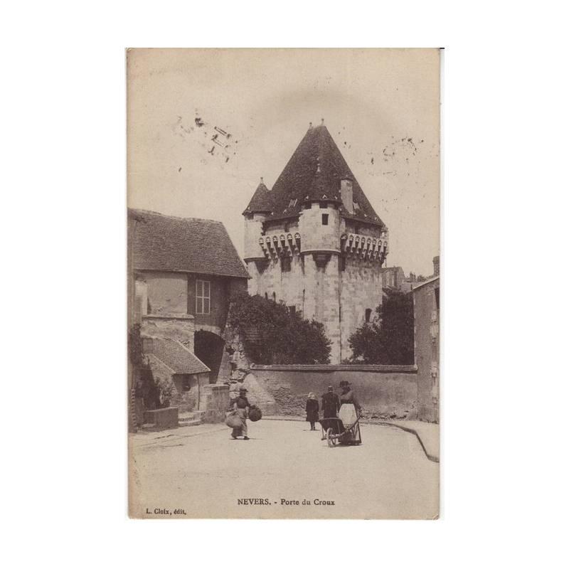 58 - Nevers - Porte du Croux