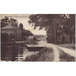 58 - Nevers - Ecluse de la Jonction