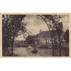 62 - Houlle - Hotel Devienne-Pruvost