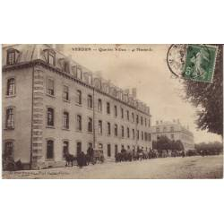 55 - Verdun - Quartier Villars - 4eme hussards