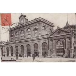59 - Lille - La gare - Animée