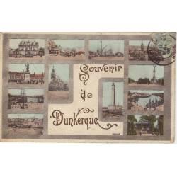59 - Souvenir de dunkerque - Carte multivue