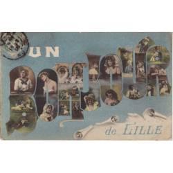 59 - Un bonjour de Lille - Femmes dans les lettres