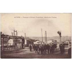 69 - Givors - Passage à niveau Freydiere