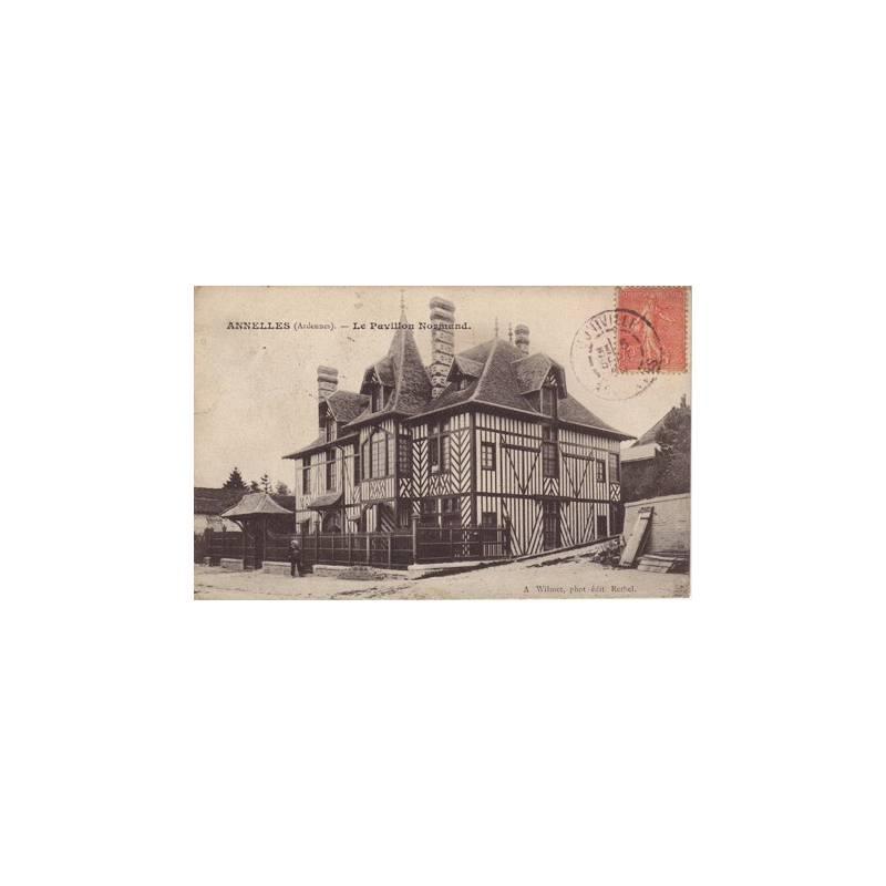 08 - Annelles - Le pavillon Normand